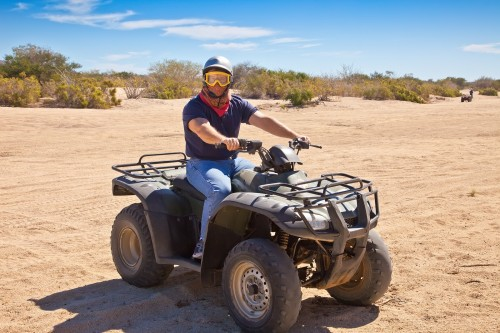 Atv In Mexico with Grand Solmar Timeshare